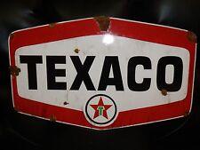 Antique style vintage vintage Texaco Star dealer service gas station large sign