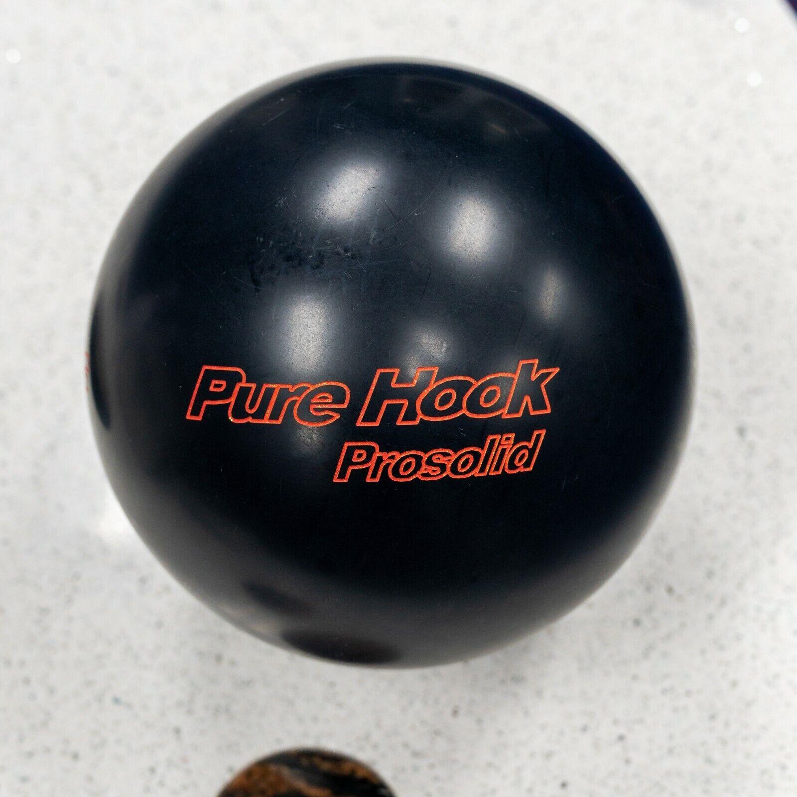 NIB - AMF Triumph Pure Hook Prosolid Bowling Ball - 16 LB - Overseas Release