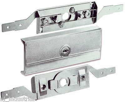 Bd Garage Roller Door Lock Set Complete Faceplate Keys Ebay