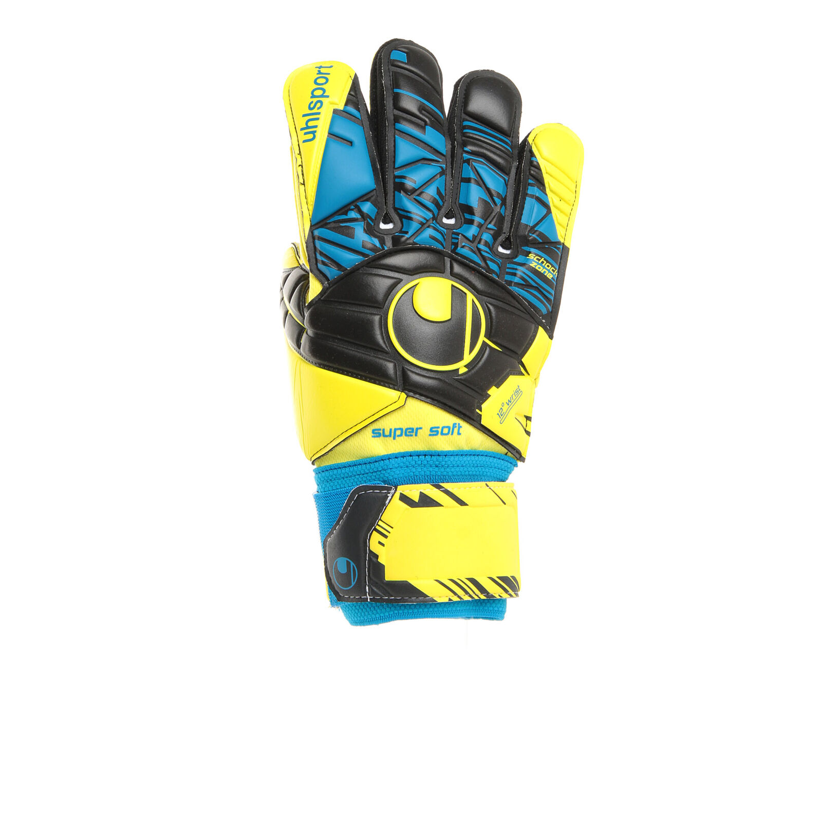 UHLSPORT ELM SPEED UP SUPERSOFT GUANTI PORTIERE CALCIO 1023 1023 1023 08 db82d6