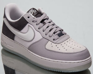 Nike-Air-Force-1-039-07-LV8-2-Men-039-s-New-Grey-Casual-Lifestyle-Sneakers-AO2425-001