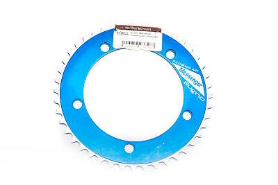 """Sugino Messenger 44t Chainring 130mm 1//2x1//8/"""" Blu"""