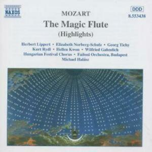 Wolfgang-Amadeus-Mozart-The-Magic-Flute-CD-1998-Expertly-Refurbished-Product