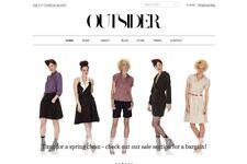Fashion Website Fashion Mobile Responsive Website Unique Web Design