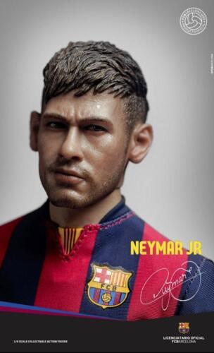 ZC World 2014/15 FCBarcelona Neymar Jr Soccer Player Action Figure ZC-169