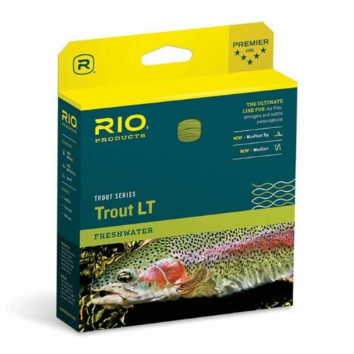 Rio Trout LT Float Sage Double Taper Fly line New in Box closeout