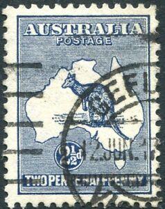 Australie - 1915 2 1/2 D Indigo Sg 25 Bon D'occasion V27742-afficher Le Titre D'origine