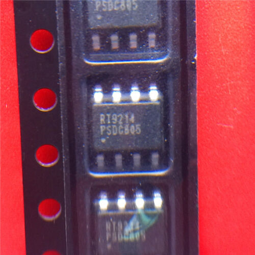 10PCS RT9214 Encapsulation:SOP8  NEW