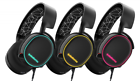 SteelSeries Arctis 5 Gaming Headset With RGB Illumination and DTS Headphone