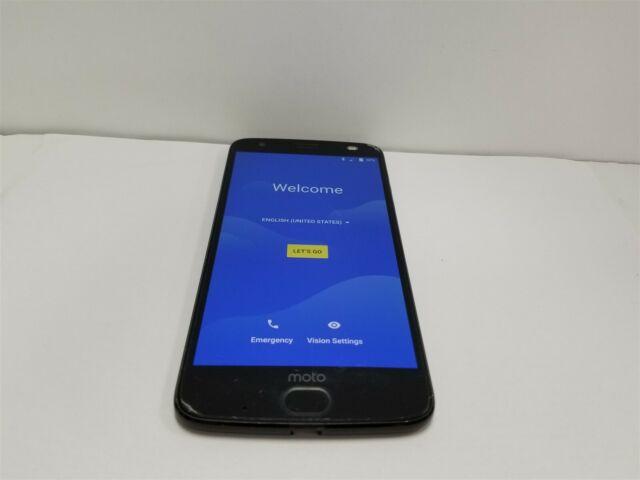 Motorola Moto Z2 Force 64gb Black XT1789-01 (Verizon) Reduced Price NW8189