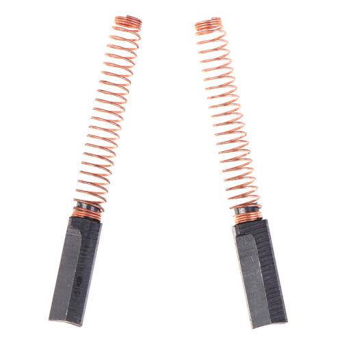 2pcs W10380496 Household Mixer Carbon Brush for KitchenAid W102609584162648SE