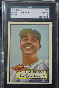 1952-Topps-394-Billy-Herman-CO