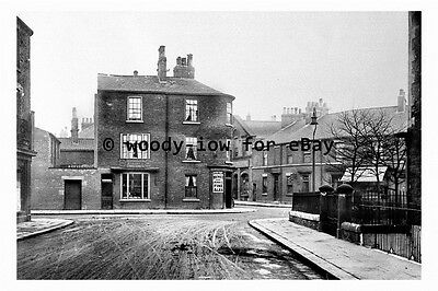 Yorkshire Photograph Sufficient Supply Lord Nelson Pub From Young Street Logical Pt9675 Doncaster