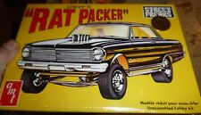 AMT NOVA RAT PACKER CHEVY II AWB 1/25 MODEL CAR MOUNTAIN FS