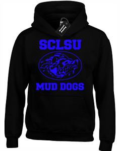 SCLSU MUD DOGS HOODY HOODIE WATERBOY FOOTBALL FILM MOVIE BIG TALL SIZE 3XL 5XL