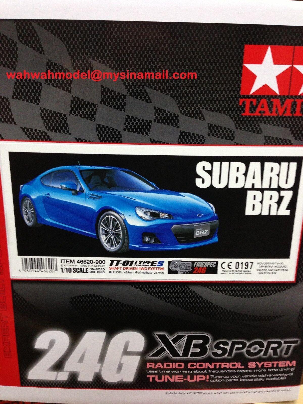 Tamiya 46620 XBS Subaru BRZ (TT-01ES) RTR 1 10