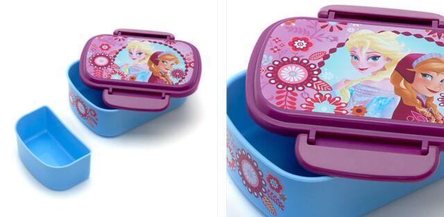 Disney Store Official Frozen Elsa & Anna Lunch Box