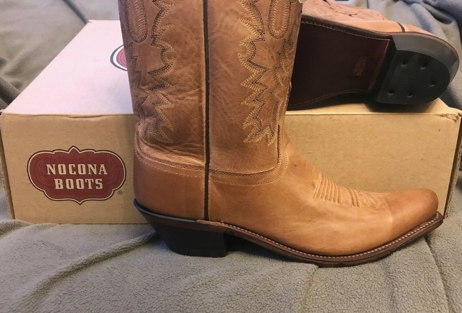 Nocona Boots Old West Size 8 New with Box
