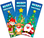Christmas-Eve-Gift-Box-Filler-Pack-Includes-Letters-to-amp-from-Santa-Xmas-6-Items thumbnail 4