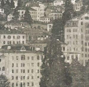 Gustav-KLIMT-Gastein-collotipia-su-carta-30x32-cm-autentica