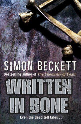 1 of 1 - Written In Bone,Simon Beckett