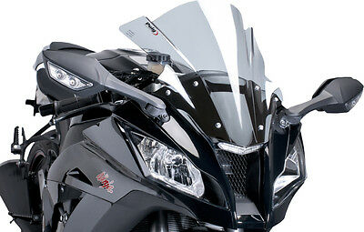 Clear  5603W 11-15 Kawasaki ZX1000 Ninja ZX-10R Puig Z Racing Windscreen