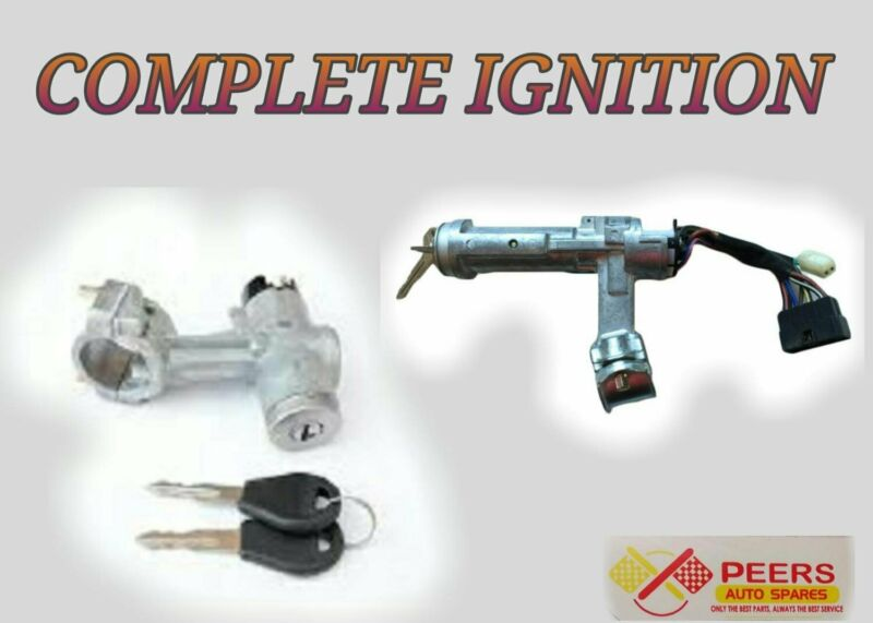 COMPLETE IGNITION FOR MOST VEHICLES