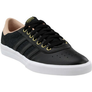 adidas-LUCAS-PREMIERE-Skate-Shoes-Black-Mens