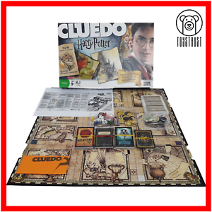 Cluedo-Harry-Potter-Edition-Board-Game-Classic-Mystery-Family-Fun-by-Parker-2008