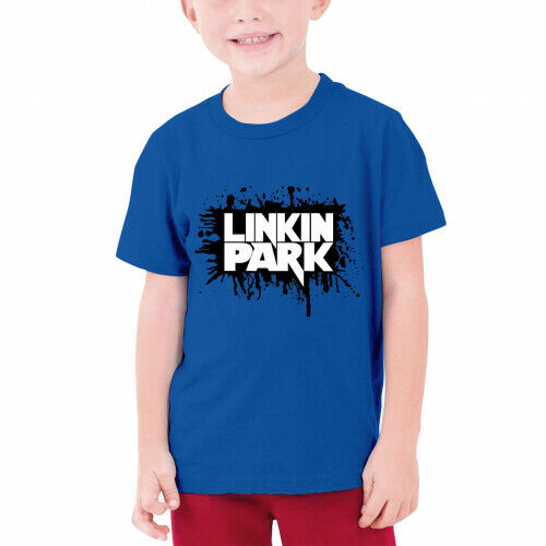 Kids Boys Girls Fashion Linkin Park Rock Cool T shirt Tee