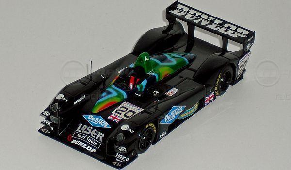 Spark 1 43 Lister Storm LMP  20 Le Mans 2003 SCOT05