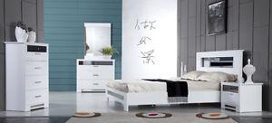 assembled bedroom furniture. Image is loading 034 Olivia Fully Assembled High Gloss Designer  Bedroom Furniture