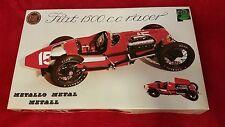 REDUCED!Protar 1/12 Fiat 806/406 1500 cc Racer Metal Body Model Kit Rare Provini