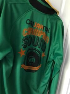 shades of outlet on sale great fit Details about Riddim Driven Jacket Reggae Sound OriJAHnal Champion Sound DJ  Green Retro B16