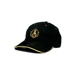 Australian-Army-RAR-Royal-Aust-Regiment-Cap-Gold-Embroid-on-Black-Brushed-cotton