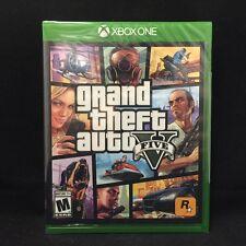 Grand Theft Auto V GTA 5  (Microsoft Xbox One, 2014) BRAND NEW / Region Free