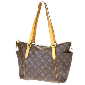 Auth-LOUIS-VUITTON-LV-Totally-PM-Shoulder-Bag-Monogram-Leather-BN-M41016-16MD194