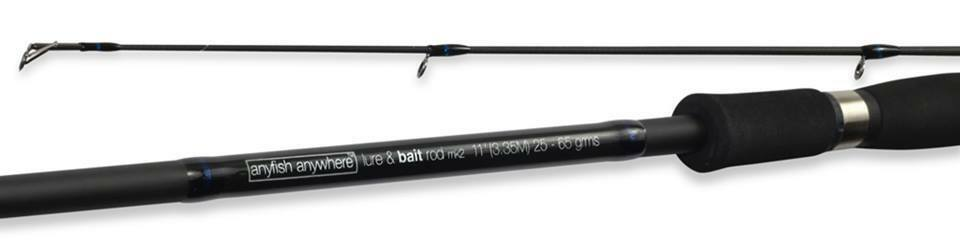 ANYFISH ANYWHERE LURE&BAIT ROD 10 FT ( 3. M )