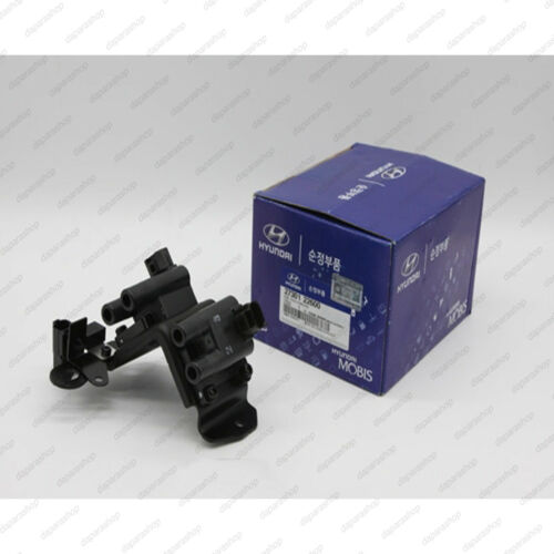 27301 22600 Genuine OEM Engine Ignition Coil for Hyundai 2000 2002 Accent 1.5L
