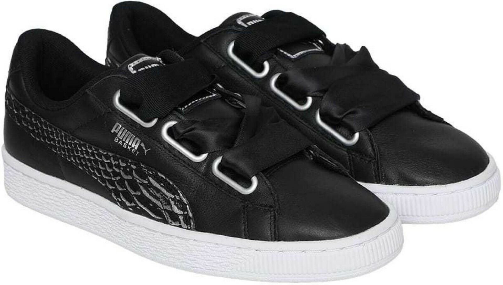 PUMA Wouomo Basket Heart Oceanaire Wn scarpe da ginnastica Dimensione 6