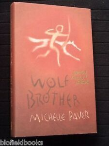 Michelle-Strassenfertiger-Wolf-Brother-2004-Chronicles-of-Ancient-Darkness-Buch-1