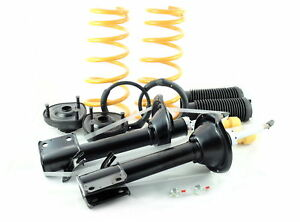 Details about +35mm Rear Suspension Kit fits Subaru Forester SG (Ironman  Kayaba Lift Strut)