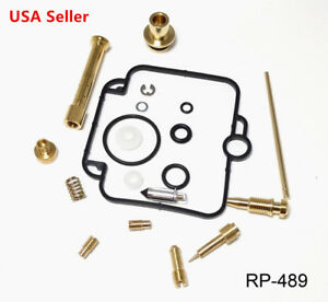Carburetor Repair Carb Rebuild Kit for 94-99 Suzuki DR350SE DR350 SE DR 350