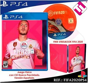 JUEGO-FISICO-PS4-FIFA-2020-CD-NUEVO-VERSION-ESPANOLA-PLAYSTATION-4-CARATULA