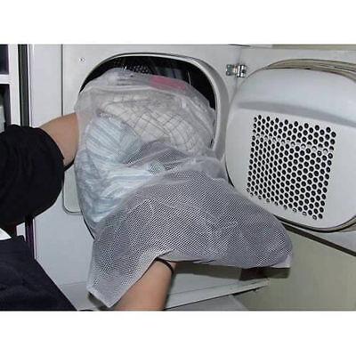 Extra Large Zipped NET WASHING BAG for laundry use 74 x 50cm  1350-1