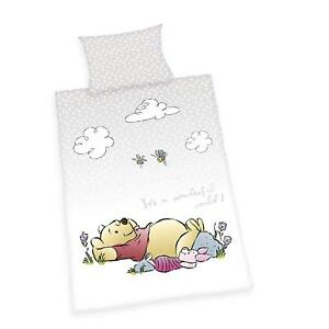 Herding-Bettwaesche-Winnie-Pooh-Babybettwaesche-100-x-135-cm