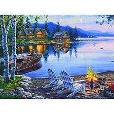 Buffalo Games Darrell Bush: Lake Reflection - 1000 Piece Jigsaw Puzzle NEW