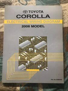Toyota Corolla Repair Manual Electrical Wiring Diagram ...