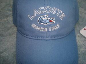 LACOSTE-BLUE-ADJUSTABLE-HAT-WITH-LARGE-ALLIGATOR