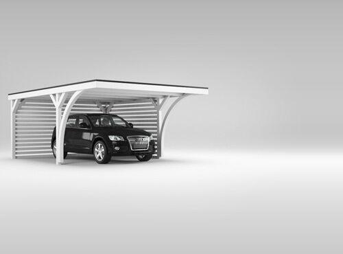 Easycarport 3.30 x 6.00 mit 33% Carport Onlinerabatt Carports ab Werk